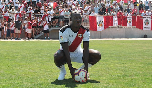 El 'Bolt' de Vallecas