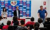 La Coordiliga cierra temporada en la Ciudad Deportiva Fundación Rayo Vallecano