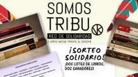 Sorteo de libros a beneficio de las despensas solidarias de Somos Tribu VK