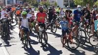 Un ciclista en Vallecas es un idealista