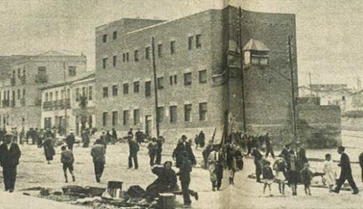 Un reportaje sobre Vallecas interrumpido por la Guerra Civil