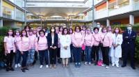 Dieciséis pacientes oncológicas del Hospital Infanta Leonor realizan el Camino de Santiago