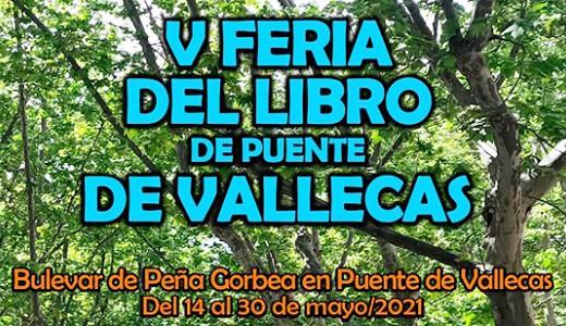 Más de 400 autores firmarán sus obras en la V Feria del Libro de Puente de Vallecas