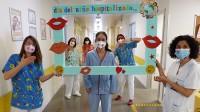 El Hospital Infanta Leonor celebra el Día del Niño Hospitalizado