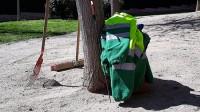 La distribución del nuevo presupuesto para limpieza, a debate en Villa de Vallecas
