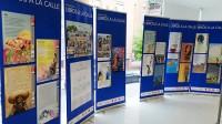 La exposición 'Libros a la Calle' llega a la Biblioteca Luis Martín-Santos