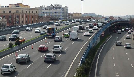 El Ayuntamiento de Madrid aprueba la realización del estudio previo para la futura eliminación del 'scalextric' de Puente de Vallecas