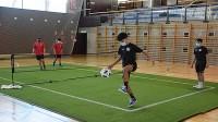 Jornadas de convivencia y diversión para mejorar como futbolistas en Villa de Vallecas