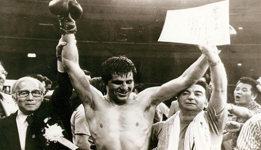 José Durán, un campeón del mundo en Vallecas