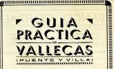 Dos guías antiguas editadas en 1929 y 1936 desvelan detalles inéditos de la vida en Vallecas
