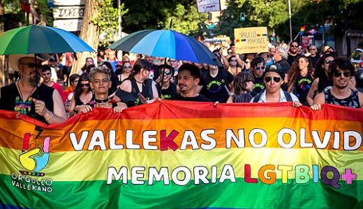 """Orgullo Vallekano se manifestará el domingo 28 de junio bajo el lema """"La nueva normalidad será anormal o no será"""""""
