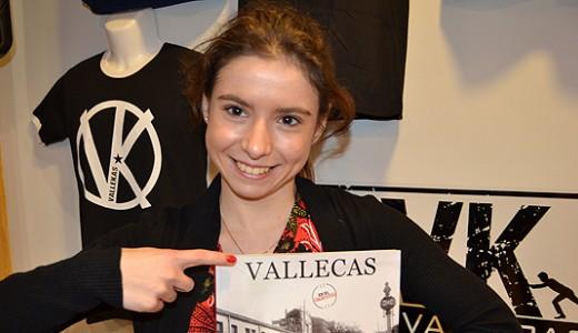 Edyta Pieron, la polaca que se enamoró de Vallecas gracias al Rayo Vallecano