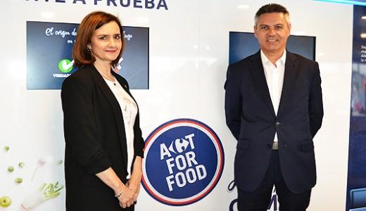 Carrefour trae a Vallecas la caravana 'Act for Food' para promover hábitos de alimentación saludables
