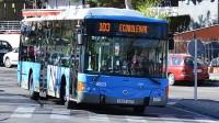 La EMT transportó en 2018 más de 53 millones de viajeros en autobuses con inicio o final en Vallecas