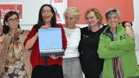 Entregados los XIX Premios Amós Acero a la Concordia