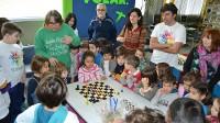 Vallecas celebra su 'I Día del Ajedrez Escolar'