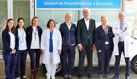 La Comunidad mejora las Urgencias del Hospital Infanta Leonor con nuevas instalaciones y servicios