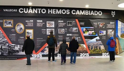 Emocionante exposición sobre la Historia de Vallecas en Madrid Sur