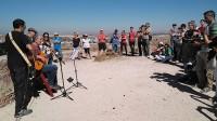 Paseo cultural homenaje al Cerro Almodóvar y a la Escuela de Vallecas