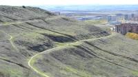 La Asociación de Vecinos La Colmena presenta un Plan Integral para salvar el Cerro Almodóvar