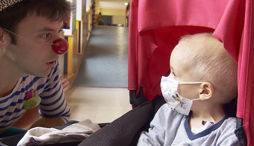 Los Payasos de Vallecas actuarán para los niños ingresados en el Hospital Infanta Leonor