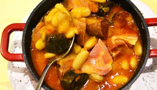 El restaurante Cruz Blanca Vallecas consigue el premio a la Mejor Fabada Asturiana de Madrid