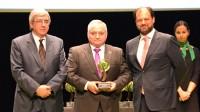 Antonio Cosmen y Cruz Blanca Vallecas reciben el Premio Nacional de Hostelería