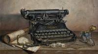 El pintor vallecano Ricardo Renedo expone en Cibeles sus cuadros hiperrealistas