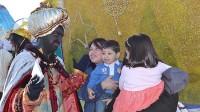 Miles de niños vallecanos comprueban en persona que los Reyes Magos sí existen