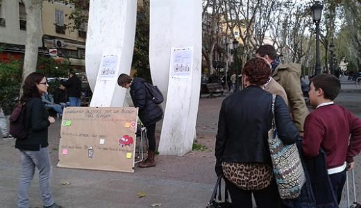 """""""Cuidando Vallecas, por un barrio más limpio"""""""