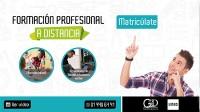 Cursos de Formación Profesional a distancia con Gredos San Diego