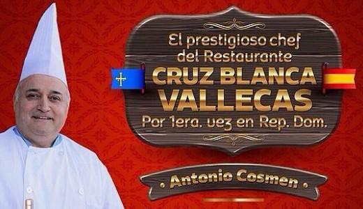 """El """"Mejor Cocido de España"""" de Cruz Blanca Vallecas llega hasta la República Dominicana"""