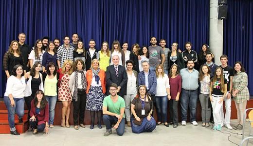 La Semana Europea de la Juventud arranca en Villa de Vallecas