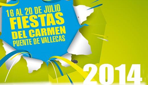 Las Fiestas del Carmen 2014 llegan a Puente de Vallecas