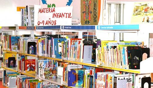 Los bebés aprenden inglés en la Biblioteca Pública de Vallecas
