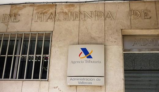 Vallecas, Hacienda y la 'burrocracia'