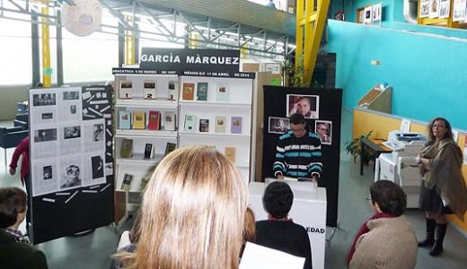 Homenaje a Gabriel García Márquez en la Biblioteca Pública de Vallecas