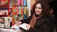 "La escritora vallecana Lola Montalvo presentó su novela ""Sanatio"""