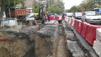 ¿Pero quién coño supervisa las obras públicas en Vallecas?