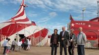 El Circo Twister llega a Vallecas