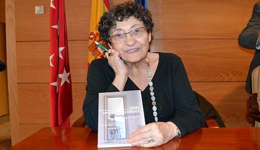La voz sabia de Paca Aguirre llegó a la Asamblea de Vallecas