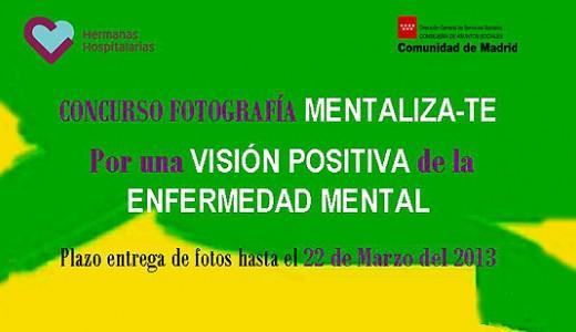 "Concurso fotográfico ""Mentaliza-te"""