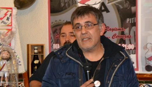 La voz rota de José Luis Poblador