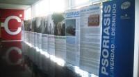 Exposición sobre la psoriasis en el Hospital Infanta Leonor